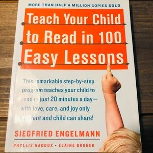 """""""Teach your Child to Read"""" Book 📚"""